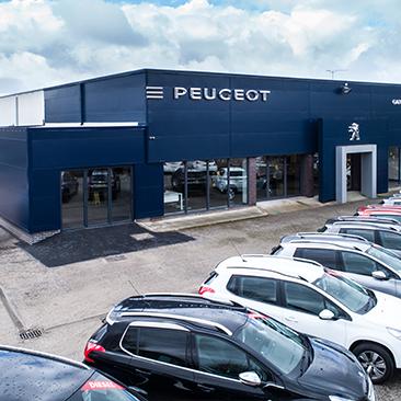 Peugeot Handover Bay