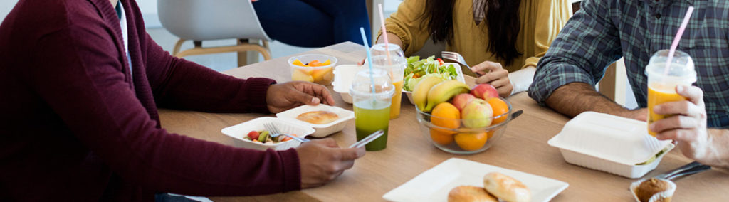 Employees' physical health nutrition