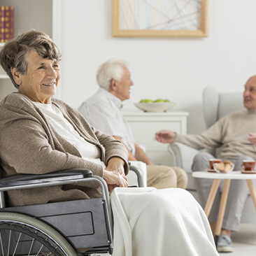 Care home fit-outs – Improving the wellbeing of residents